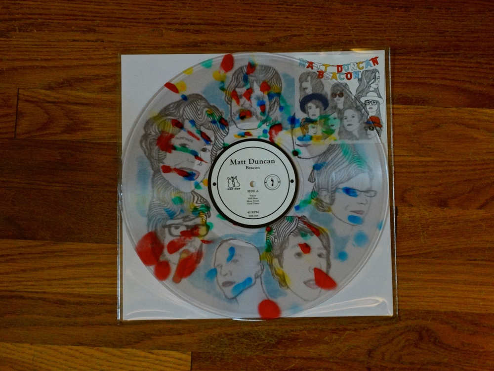 "SSR-006 Matt Duncan - ""Beacon"" 