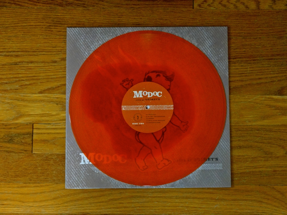 "SSR-009 Modoc  - ""Live at Grimey's"" 