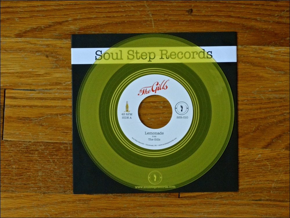 "SSR-010 The Gills  - ""Lemonade / La-Di-Da"" 