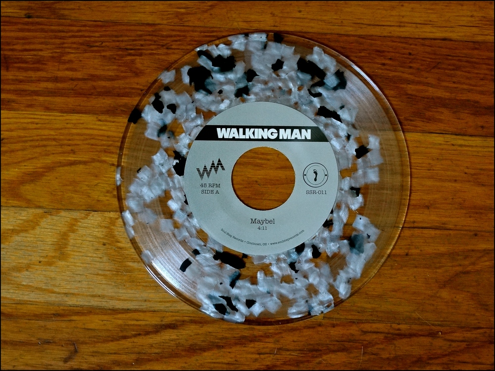 "SSR-011 Walking Man  - ""Maybel / Masquerade"" 