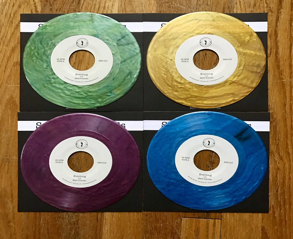 "SSR-013  Matt Duncan - ""Everlong""  