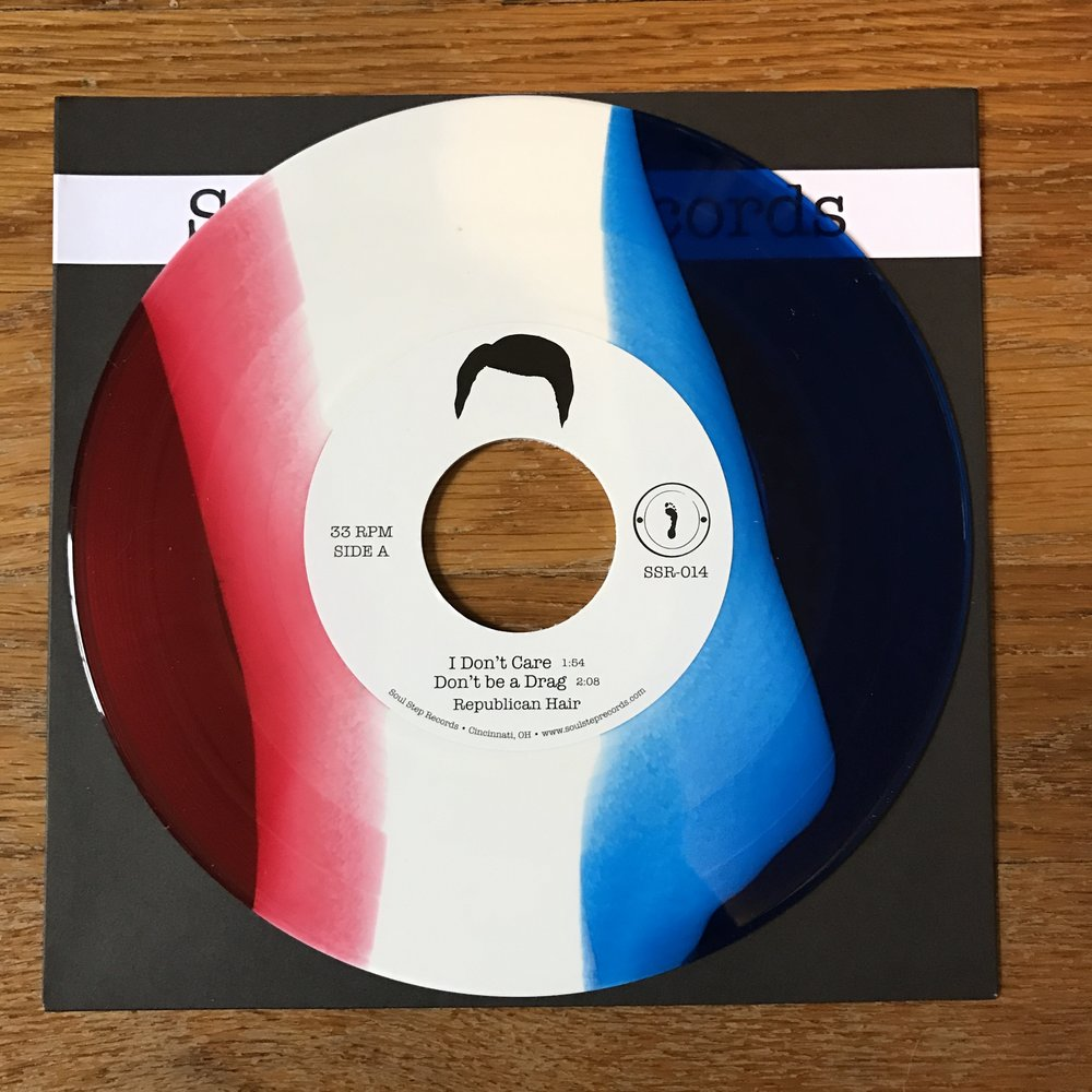"SSR-014  Republican Hair - ""High & Tight EP""  