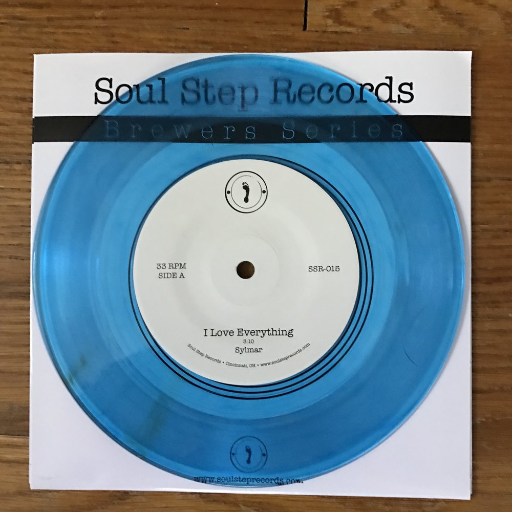 "SSR-015  Sylmar - ""I Love Everything""  