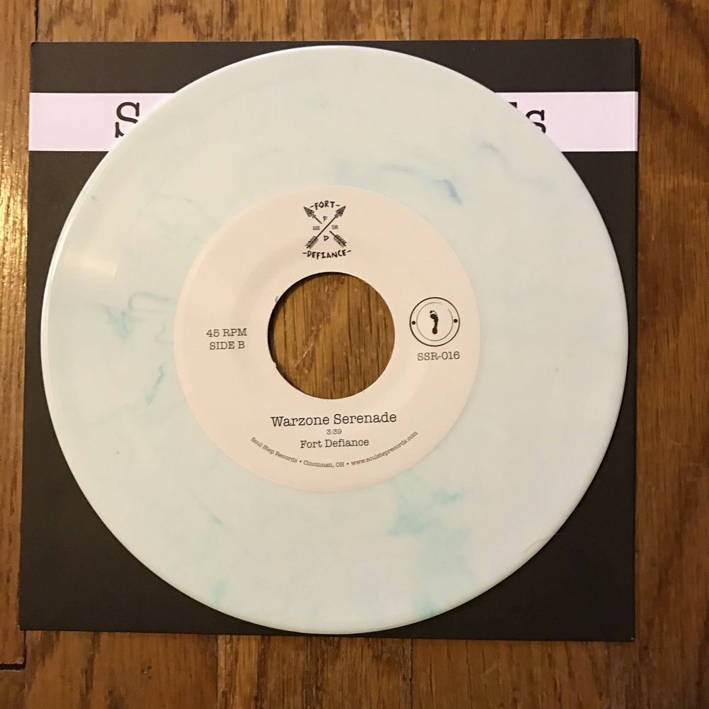 "SSR-016  Fort Defiance - ""Shadows Through A Canyon""  
