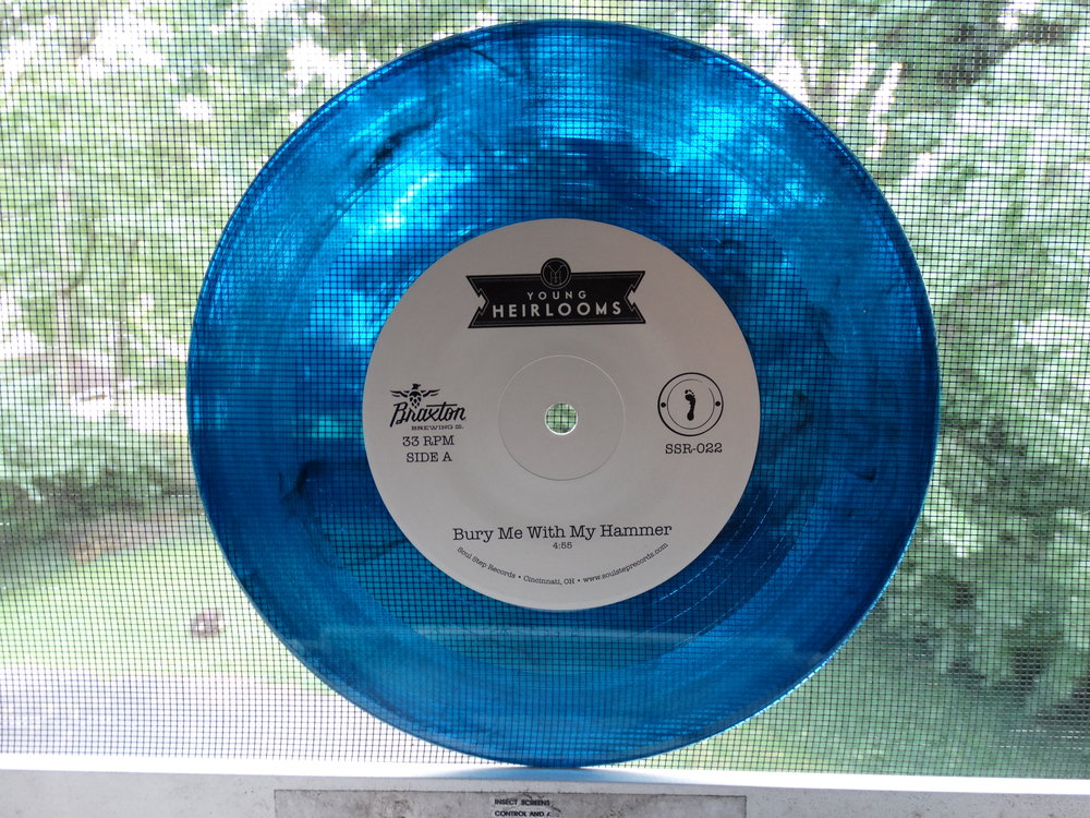 "SSR-022  Young Heirlooms - ""Bury Me With My Hammer""  
