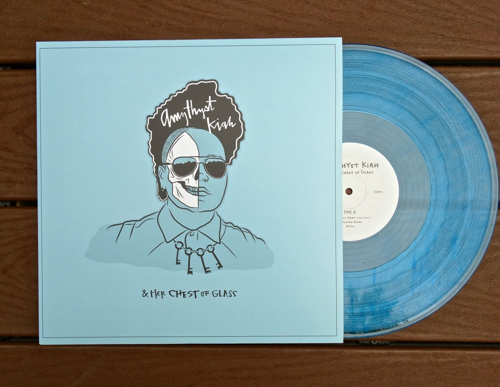 "SSR-025  Amythyst Kiah & Her Chest of Glass - ""S/T""  