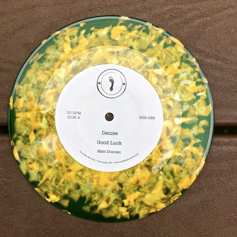 "SSR-026  Matt Duncan - ""Slowest Walkers In Manhattan""  