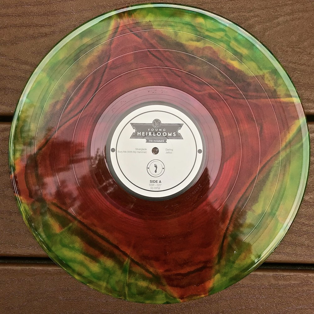 "SSR-027  Young Heirlooms - ""The Hammer""  