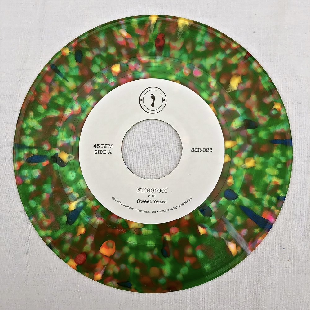 "SSR-028  Sweet Years - ""Fireproof""  