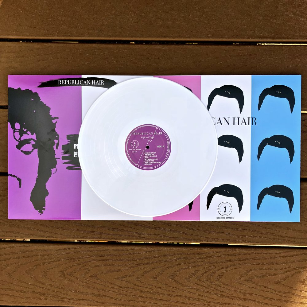 "SSR-029  Republican Hair - ""Prince & The Duke / High & Tight""  