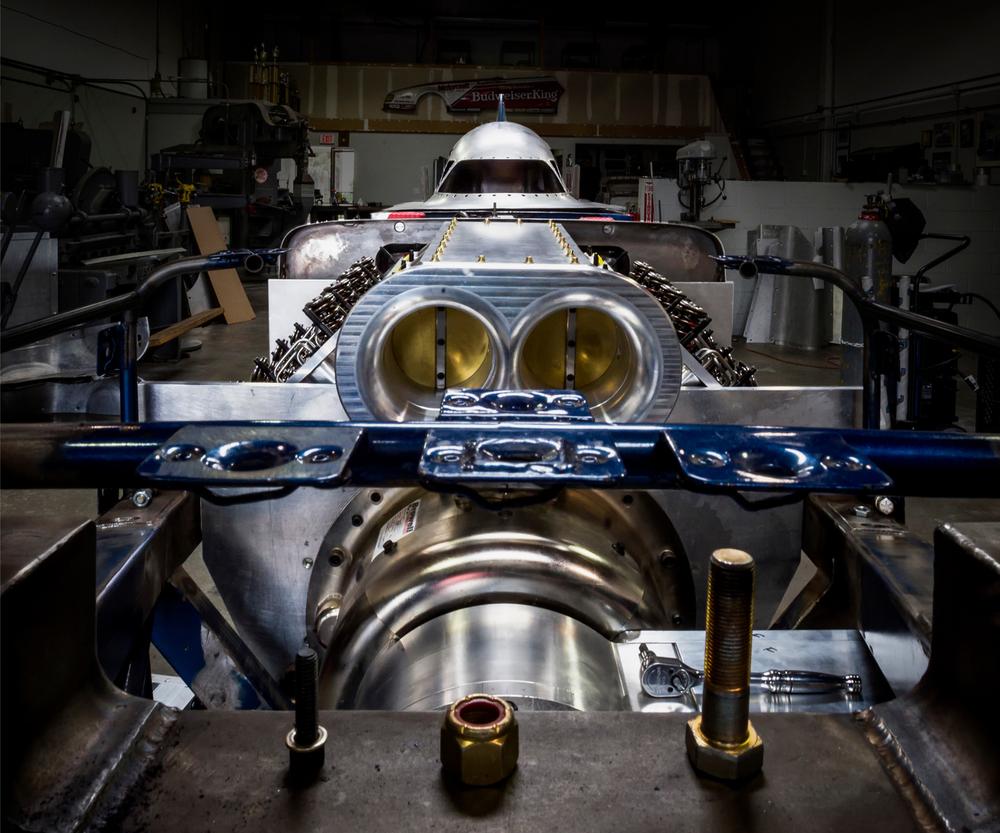 THOMPSONLSR - The Engine