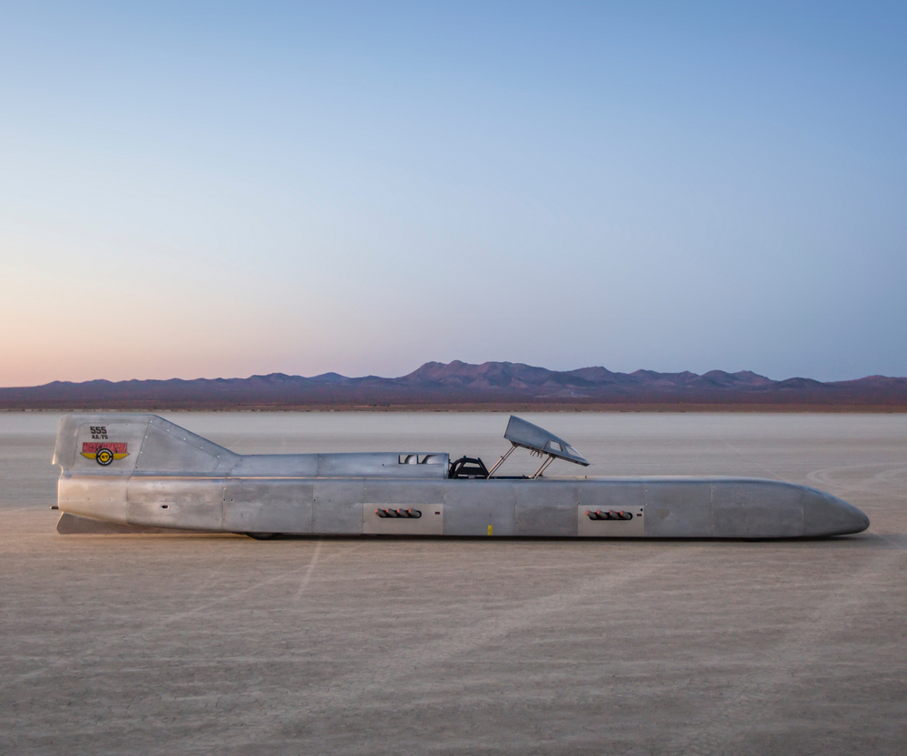 2014 El Mirage Test