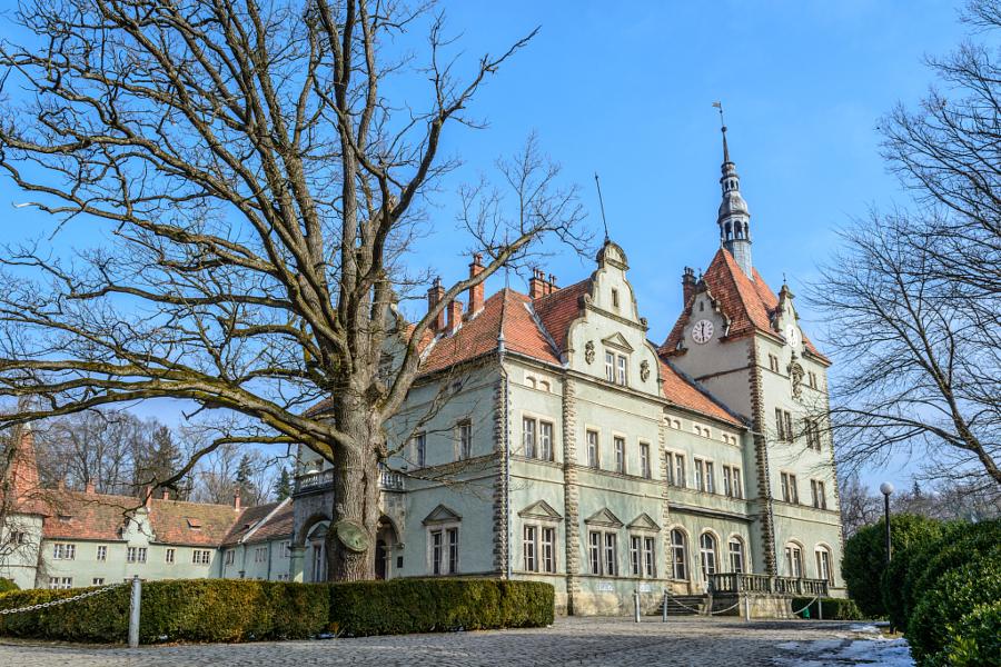 Shenborn's Palace