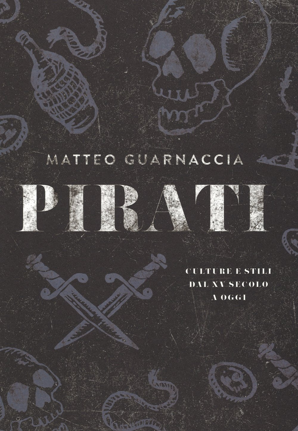 Matteo Guarnaccia's book cover