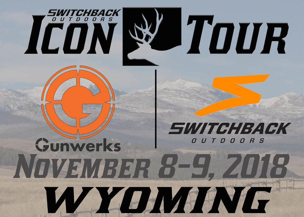 We are excited to be collaborating with Gunwerks on the Wyoming leg of the Icon Tour. If you don't know Gunwerks you may be living under a rock, they are the premier source in long range hunting/shooting!
