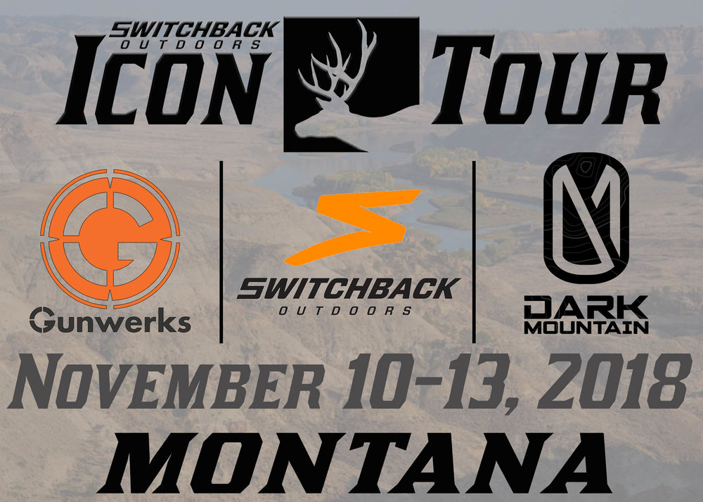 We are excited to be collaborating with Not Fit To Hunt and Avid Hunting & Outdoors on the Colorado leg of the Icon Tour. Be sure to go check both this awesome companies out!