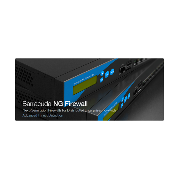 barracuda networks next generation firewall