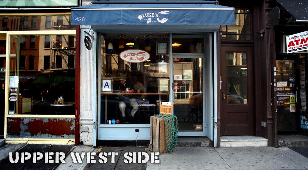 Upper West Side, NYC � Luke's Lobster - Fresh Maine lobster, crab ...