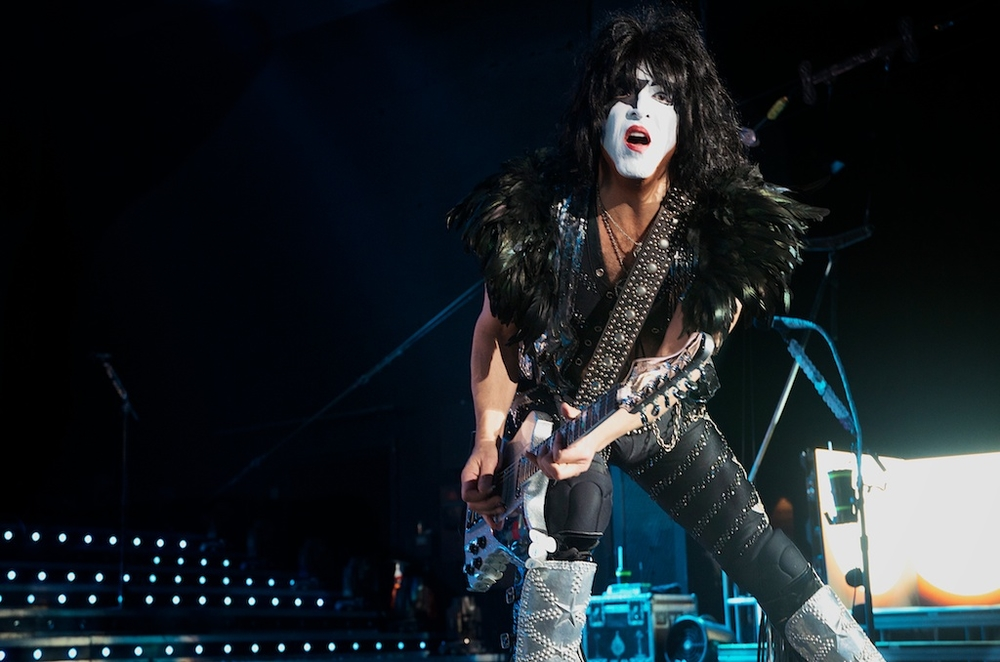 KISS original member Paul Stanley (Photo credit Robert Castro)