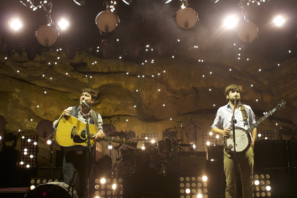 Mumford and Sons (Photo credit: Robert Castro)