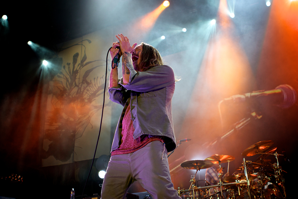 Incubus (Photo credit: Robert Castro)