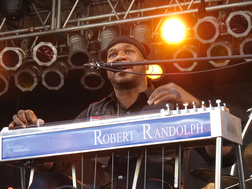 Robert Randolph (Photo Credit: Amanda Spilos)