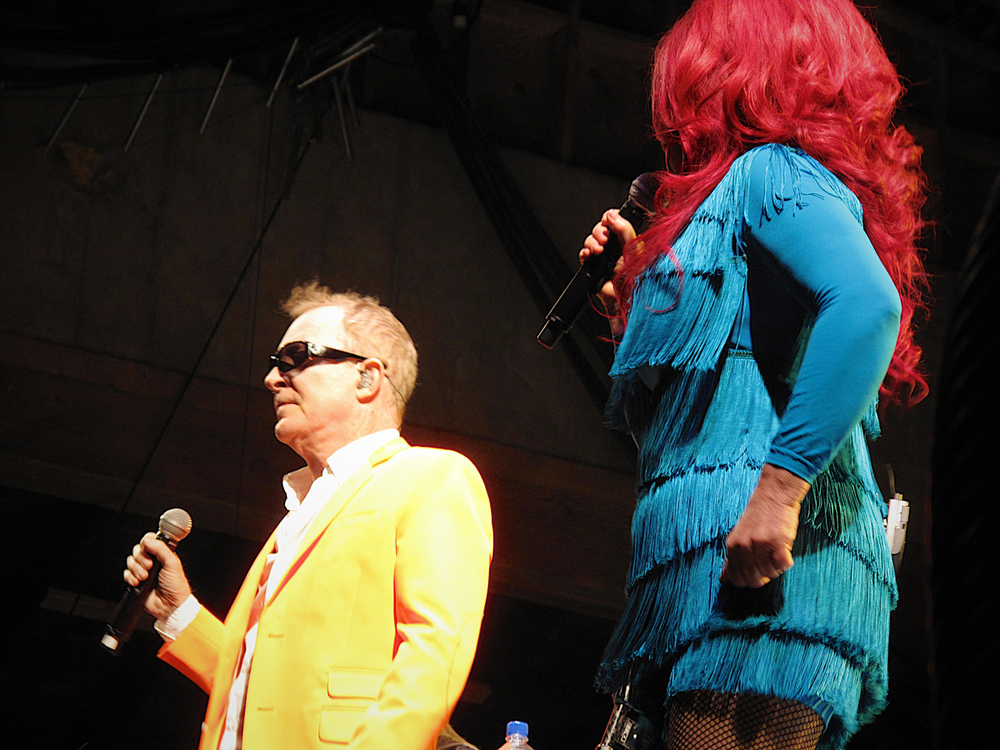 The B-52s (Photo Credit: Amanda Spilos)