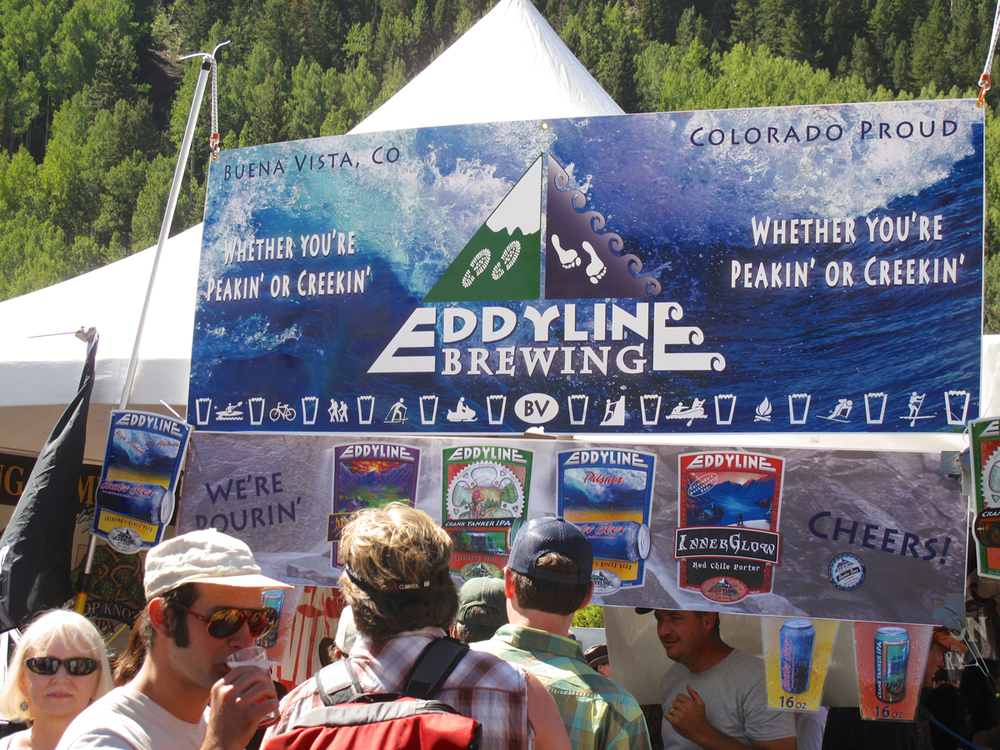 Eddyline Brewery: Winning brewery for the third year in a row (Photo Credit: Amanda Spilos)