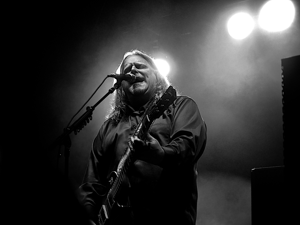 Warren Haynes (Photo Credit: Amanda Spilos)
