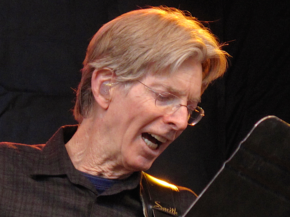 Phil Lesh of The Grateful Dead (Photo Credit: Amanda Spilos)
