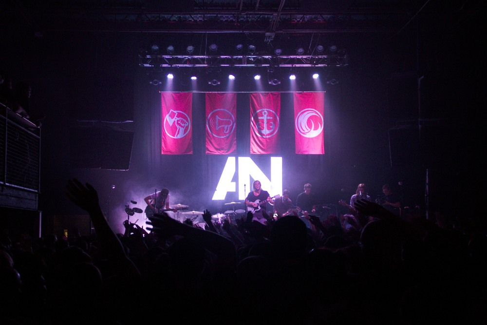 AWOLNATION (Photo Credit: Maddie Casey)