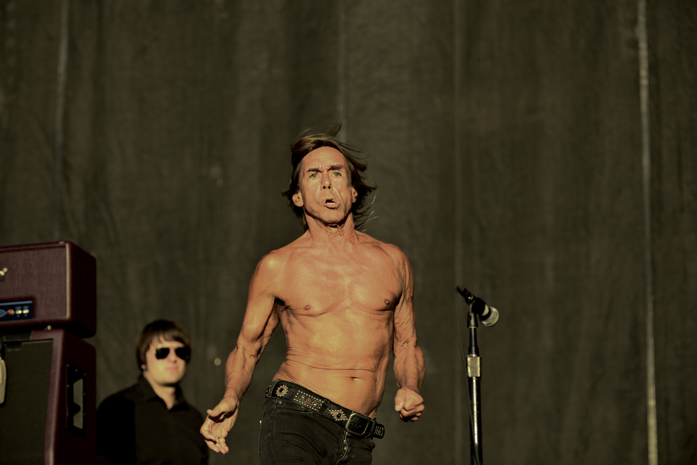 Iggy and The Stooges (Photo Credit: Matt Ellis)
