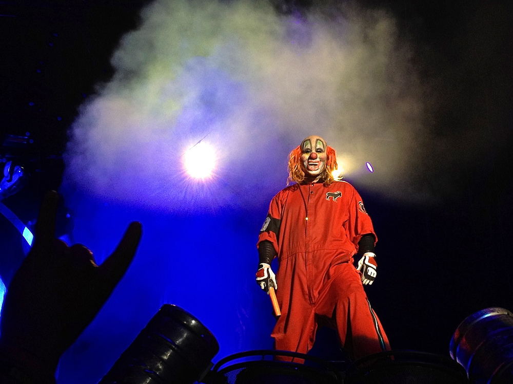 Slipknot (Photo Credit: Dave Burke)