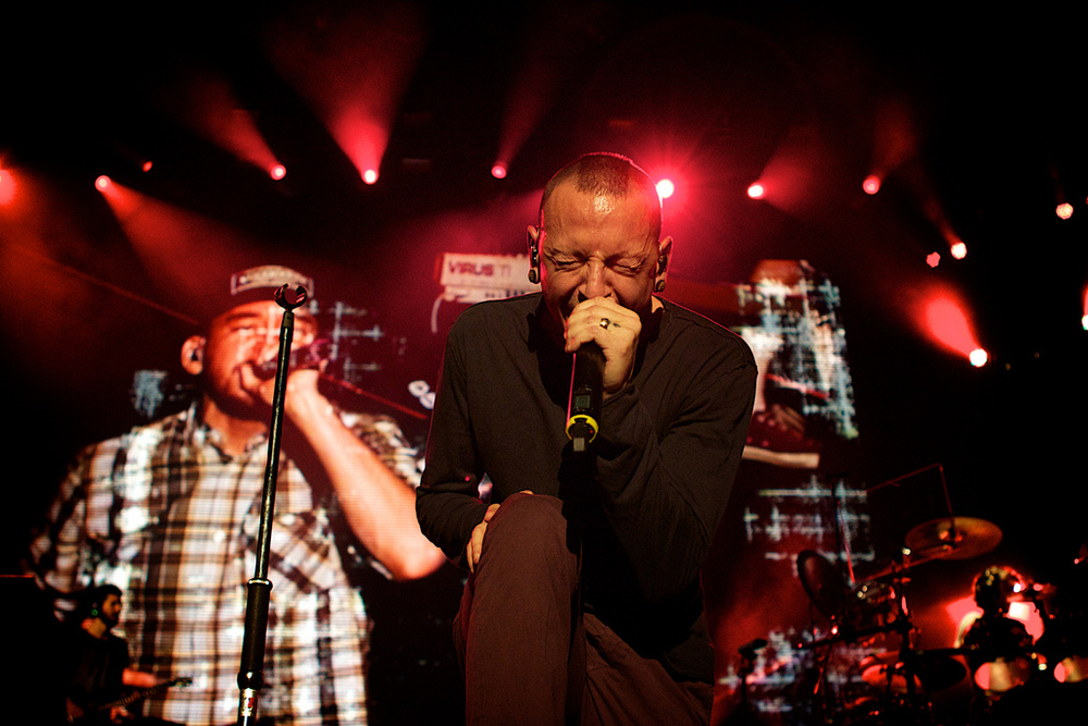 Linkin Park (Photo Credit: Robert Castro)