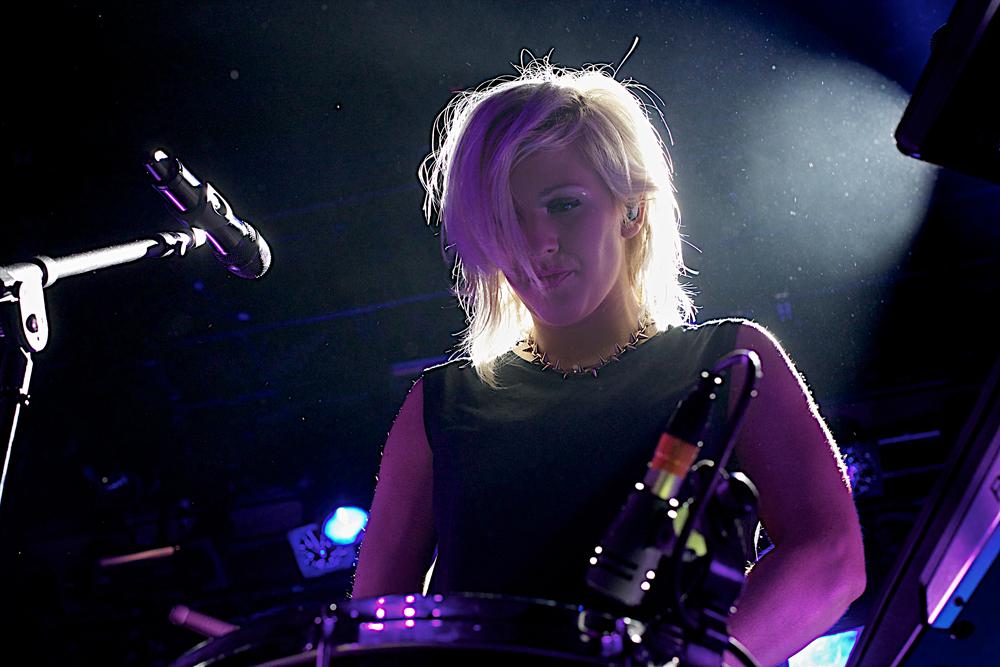 UK Sensation Ellie Goulding (Photo Credit: Robert Castro)