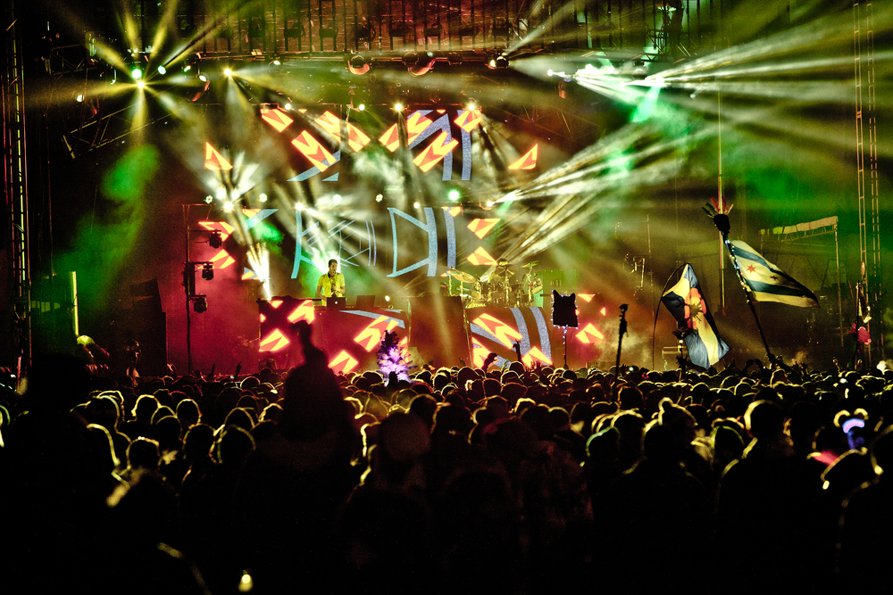Colorado favorites Big Gigantic bring the heat (Photo Credit: Blake Gavaldon)