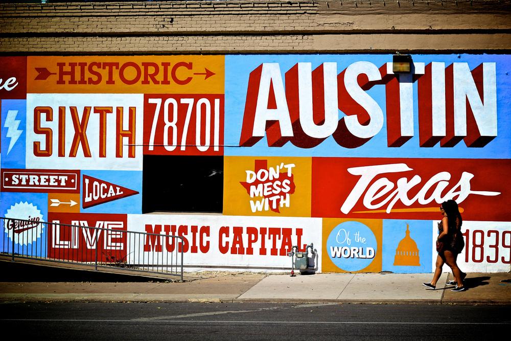 SXSW (Photo Credit: Robert Castro)