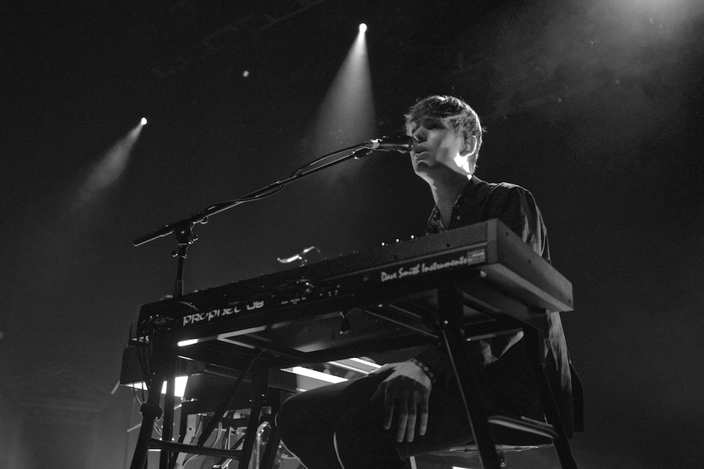 James Blake (Photo Credit: Robert Castro)