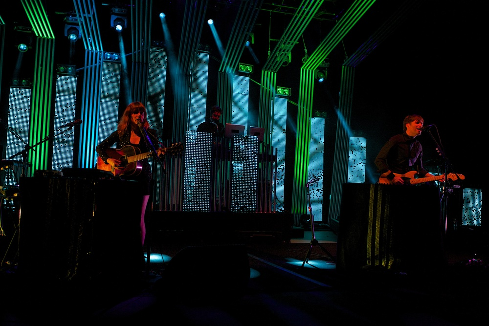 The Postal Service (Photo Credit: Matt Smith)