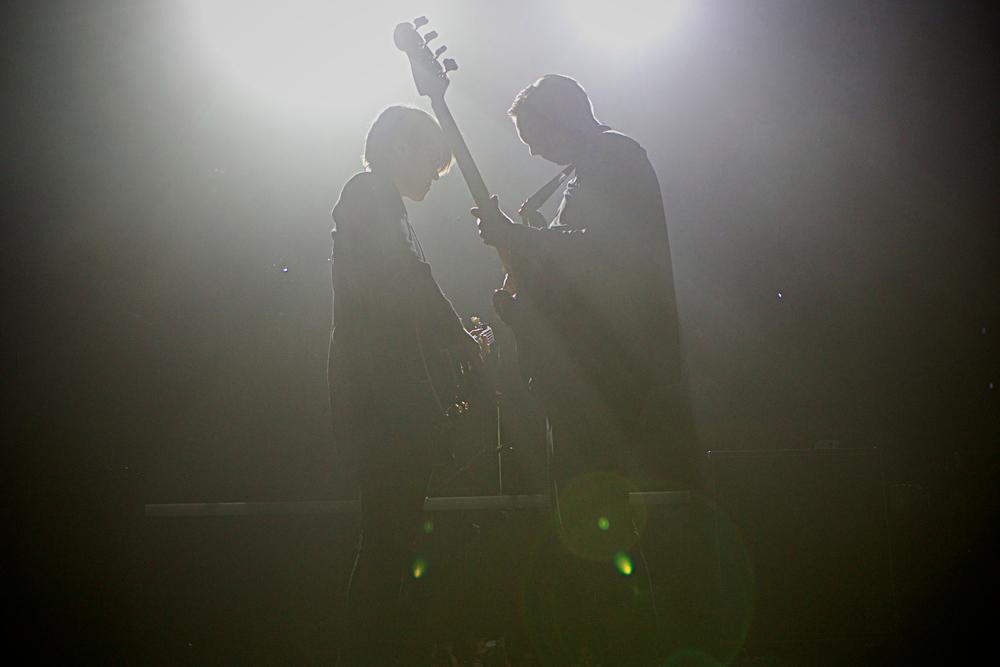The xx (Photo Credit: Robert Castro)