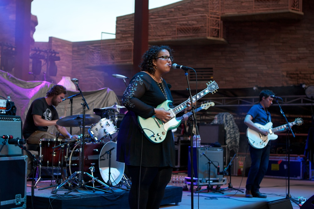 Brittany Howard of Alabama Shakes (Photo Credit: Matt Smith)
