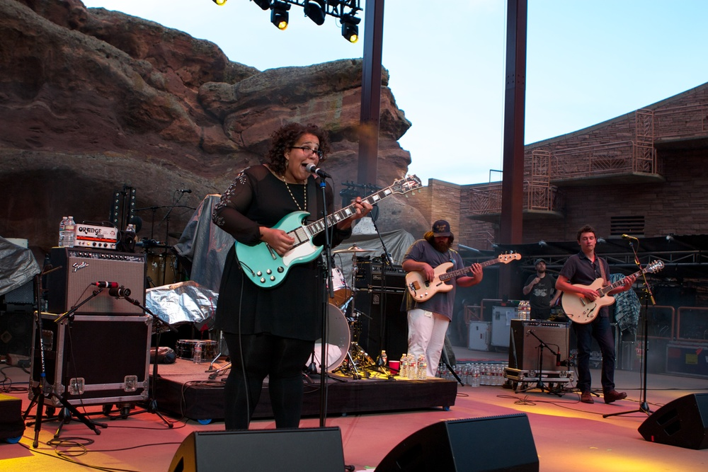 Alabama Shakes (Photo Credit: Matt Smith)