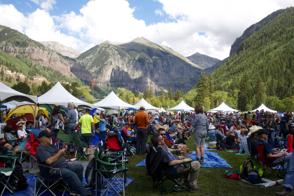 20th Annual Telluride Blues and Brews Festival Photo Credit: Amanda Spilos