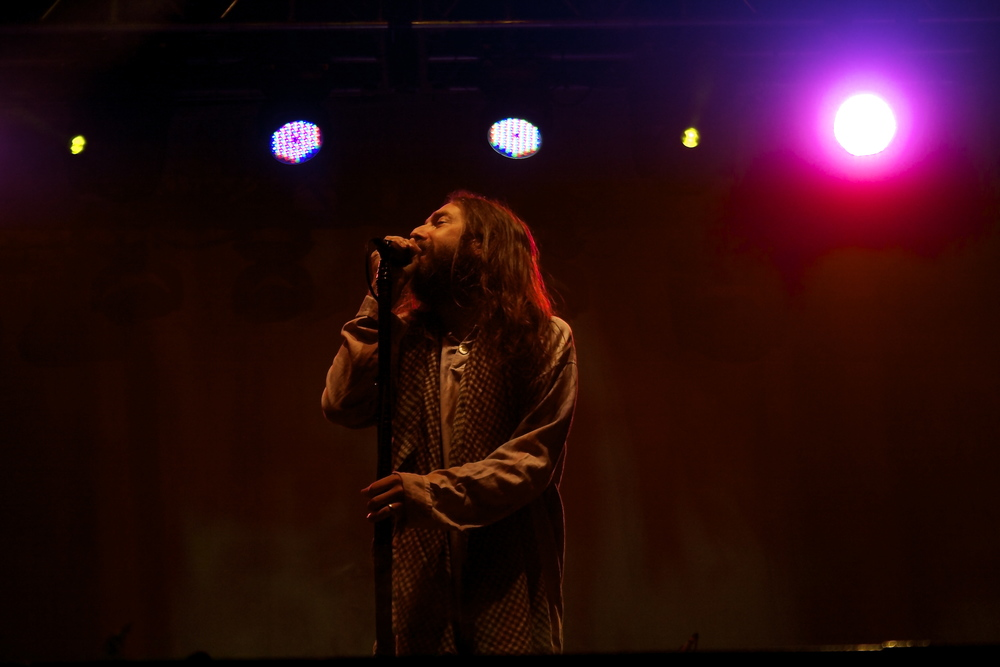 Chris Robinson of The Black Crowes  Photo Credit: Amanda Spilos