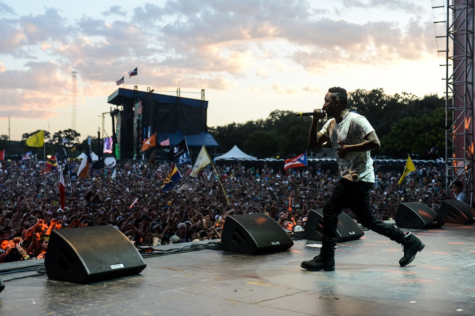 Kendrick Lamar (Photo Credit: Ashley Garmon)