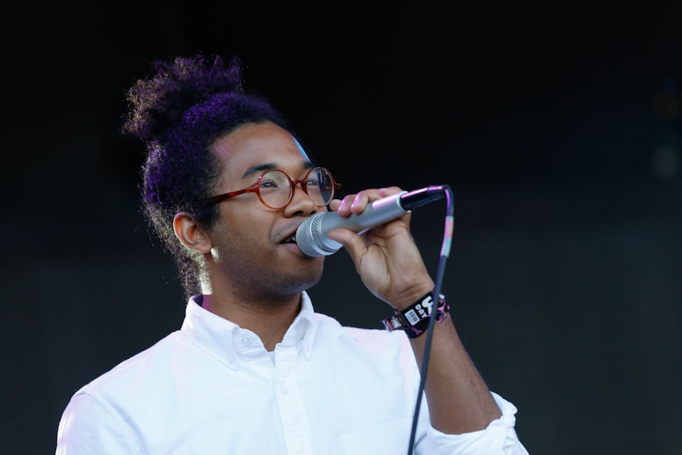 Chaz Bundick of Toro Y Moi (Photo Credit: Jack Edinger)