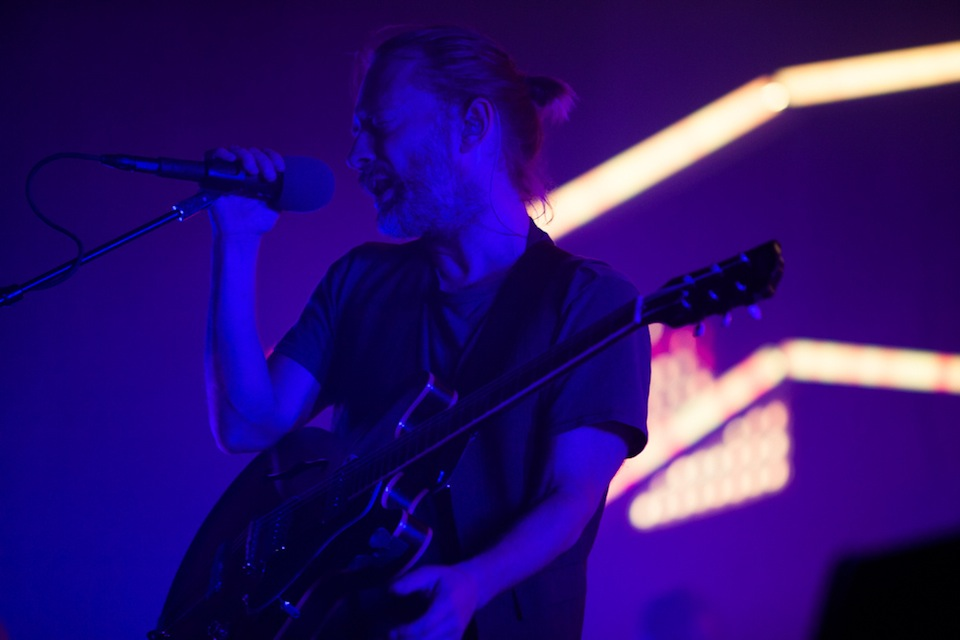 Atoms For Peace (Photo Credit: Cambria Harkey)