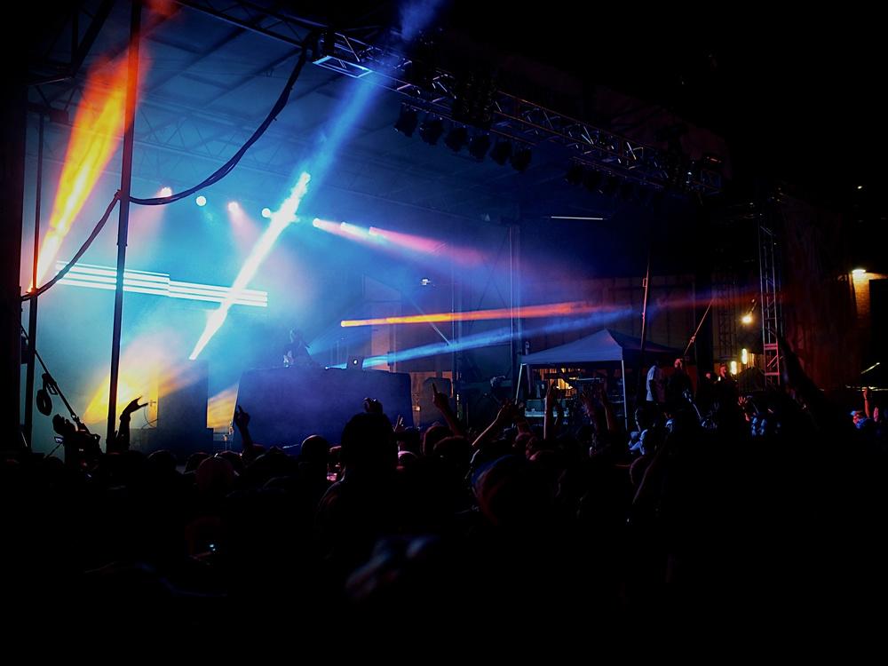Diplo slaying the masses at Westword Music Showcase (Photo Credit: Robert Castro)