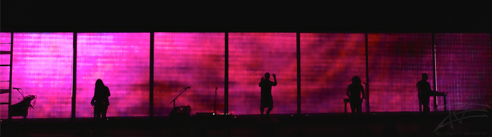 Nine Inch Nails (Photo Credit: David Burke)
