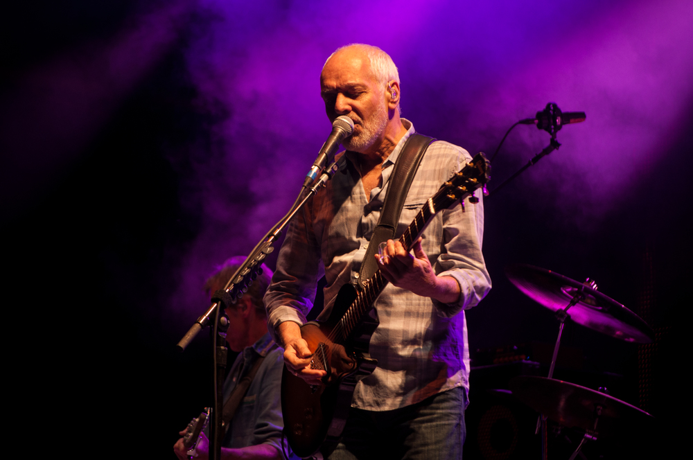 The always amazing Peter Frampton (Photo Credit: Andrew Rios)